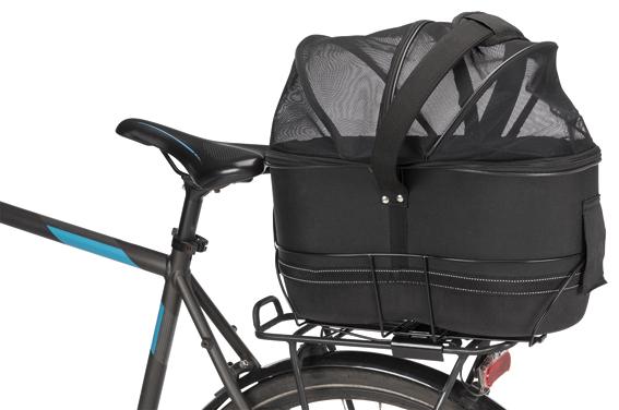 Bästa Cykelväskan För Katt