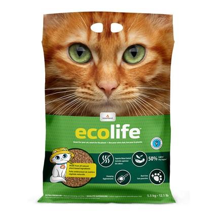 Kattsand Ecolife 55kg